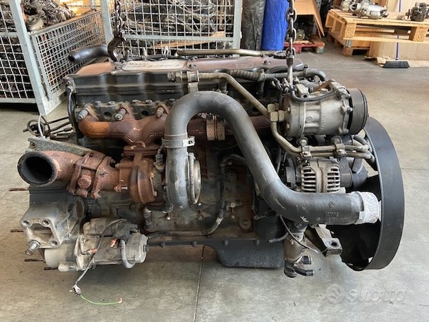 Motore Iveco Eurocargo 150E25 F4AE3681