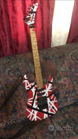 Kramer EVH Eddie Van Halen