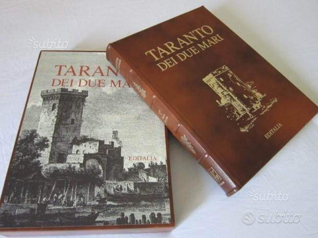 Volume numeratoEditalia Taranto dei due Mari