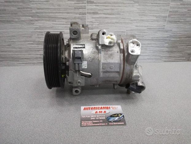 Compressore a/c alfa giulia 2.2 mjt 180 cv
