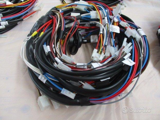 Landini 7830 cablaggio elettrico