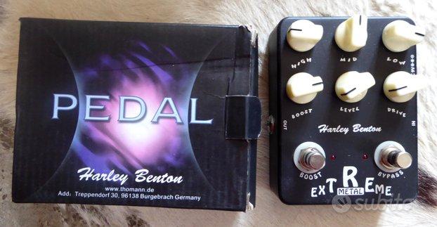 Pedale per chitarra Harley Benton - Exteme Metal