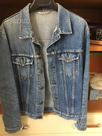 Giacca in jeans levi'sb