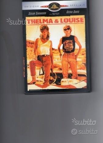 Thelma & Louise, dvd edizione speciale
