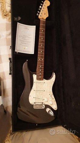 Fender stratocaster custom shop colorazione starli