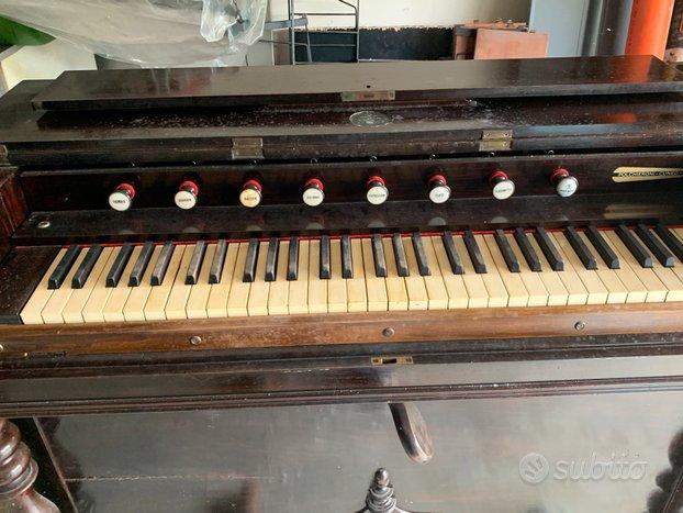 Harmonium francese fine 800
