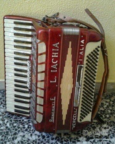 Fisarmonica Bonfanti E. e Leandro Iachia Vercelli