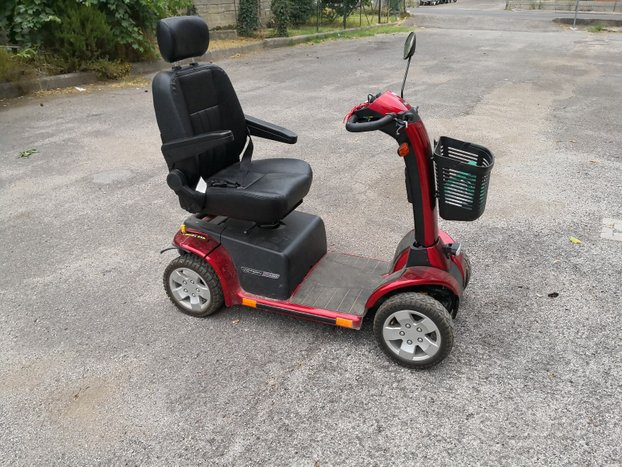Motoretta disabili
