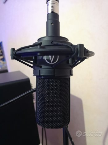Microfono da studio AUDIO TECHNICA AT4040