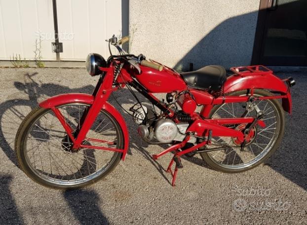 Moto Guzzi Cardellino 65