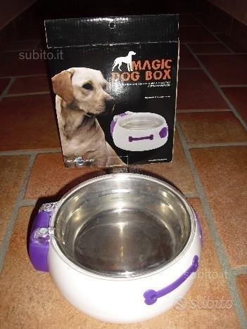 Ciotola Magic Dog Box