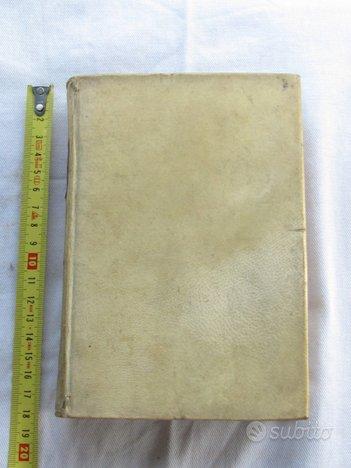 Libro 1731 Paolo Medici