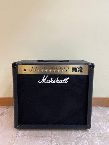 Marshall mg 100fx amplificatore combo per chitarra