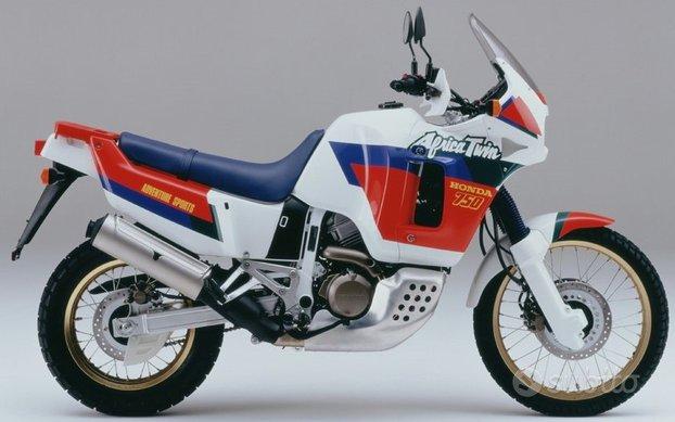 Ricambi Honda Africa Twin XRV 750 RD04 1990 - 1992