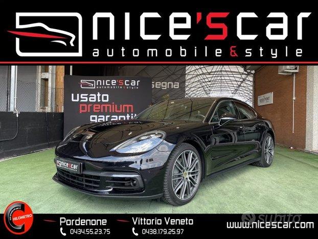 PORSCHE Panamera 4.0 4S Diesel *TETTO PANORAMICO