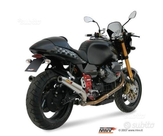 Scarico Marmitta Terminale Moto Guzzi V11