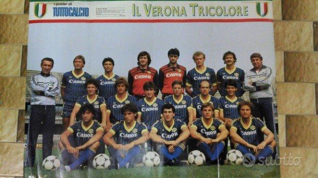 Calcio - il mitico verona dello scudetto 1985 - Sports In ...