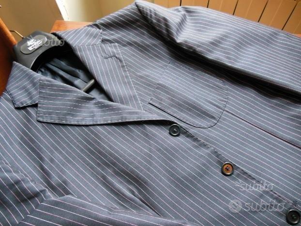 Stock 1 abiti 1 giacche uomo in cotone