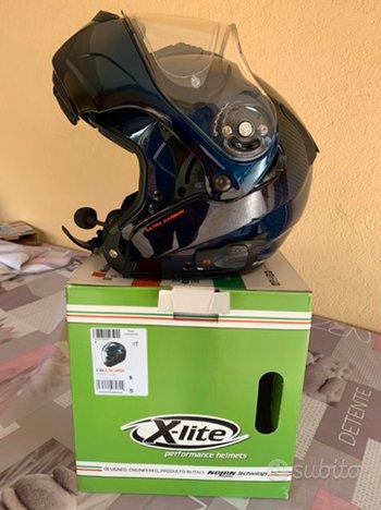 "Casco X-Lite 1004 ultra Carbon tg. ""S"""