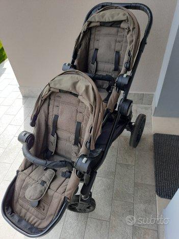 Passeggino gemellare Baby Jogger City Select LUX
