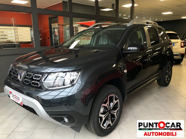 DACIA Duster 1.0 Tce 15 TH ECO-G 100cv - 2020