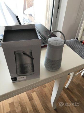Come nuova Cassa Bluetooth Bose Revolve plus