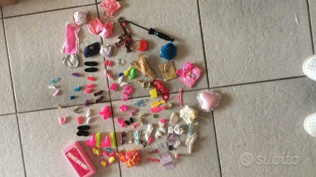 Accessori Barbie piccole