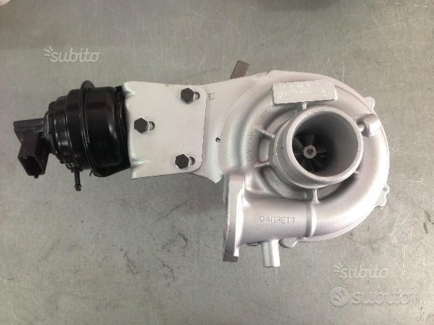 Turbina rigenerata per Fiat Bravo 1.6 m-jet 120cv