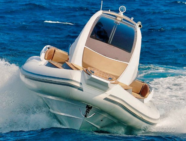 Gommone ABATE -35