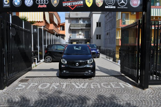 Smart ForFour 90 0.9 Turbo twinamic Passion Alle