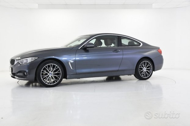 BMW 420 420D XDRIVE COUPE' LUXURY