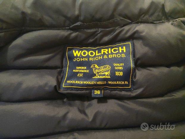 Piumino bambino Woolrich 3 anni