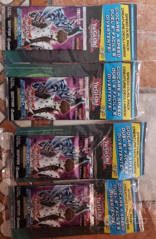 Speed duel pack - Yu-Gi-Oh