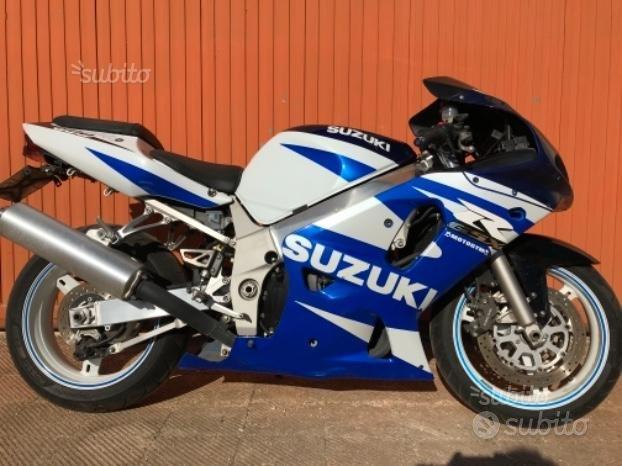 Gsxr 600 ricambi Suzuki gsx 600 r gsxr600 2001/03