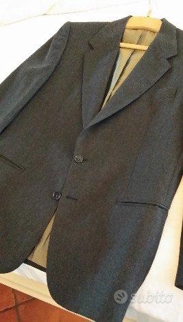 Giacca pura lana vergine - usata, taglia 50