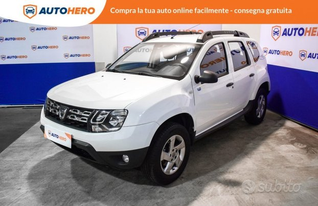 DACIA Duster 1.5 dCi 110CV S&S 4x2 Serie Special
