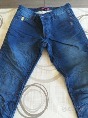 Pantaloni moto donna