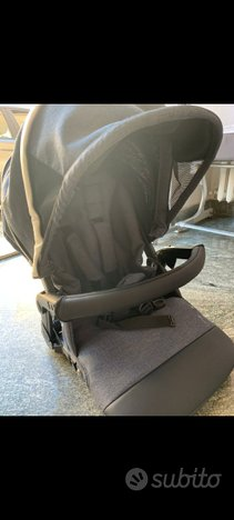 Trio book51s con ovetto reclinabile Peg Perego