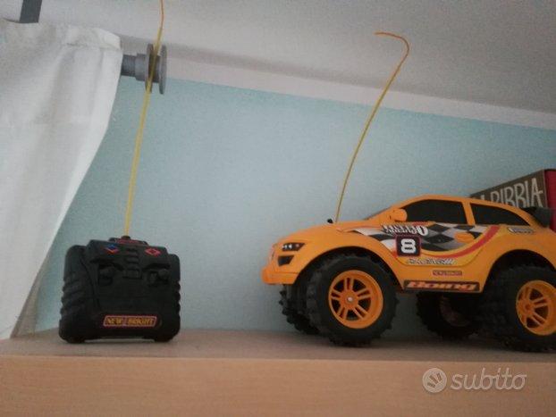 Jeep gialla radiocomandata usata