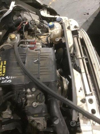 Motore Fiat QUBO 1.4 8V bz/m 350A1000 (57kw) usa