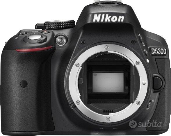 Reflex Nikon D5300 Body