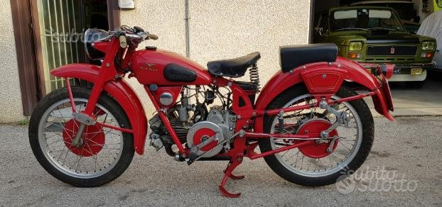 "Moto Guzzi 250 Airone "" Sport """