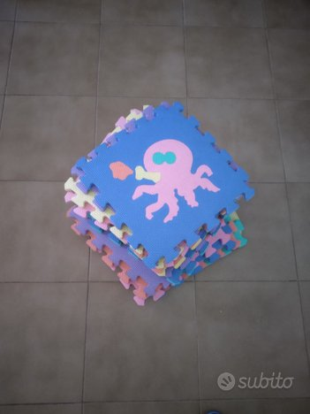 Tappetino puzzle