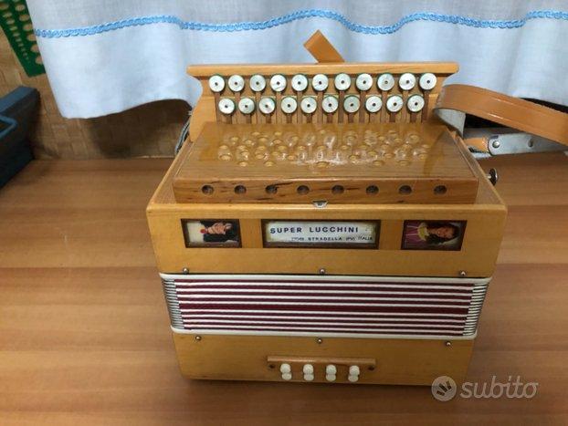 Organetto / fisarmonica