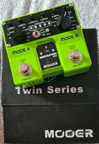 Mooer Modfactory Pro Twin series