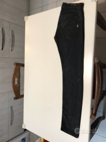 Dondup Jeans Stan dart neri skinny fit