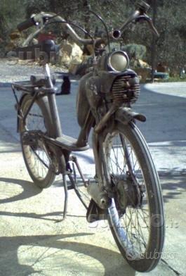 Atala - Bicicletta a motore