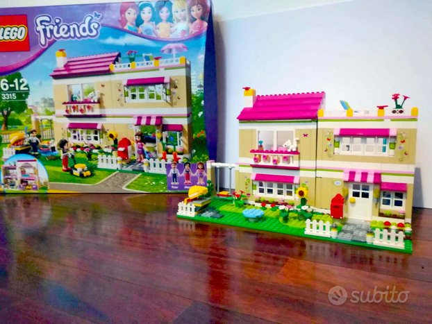 Lego Friends La Villetta di Olivia 3315
