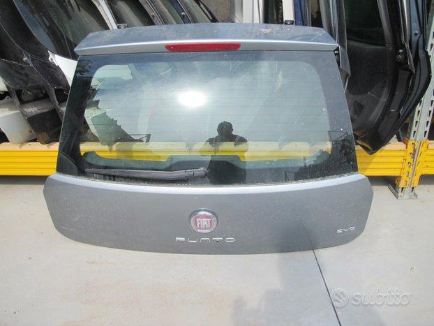 Portellone cofano posteriore Fiat grande punto