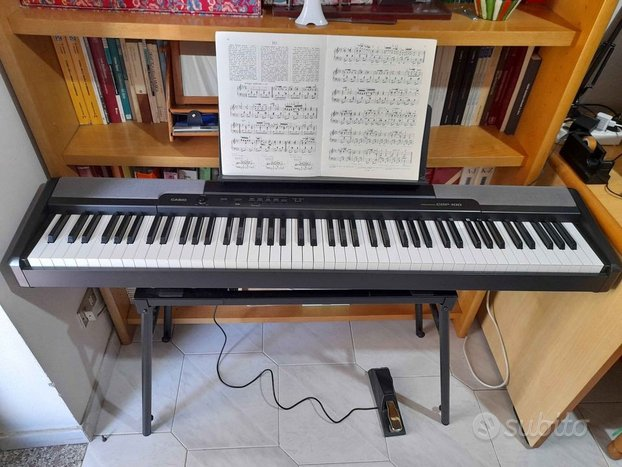 Piano Digitale Casio